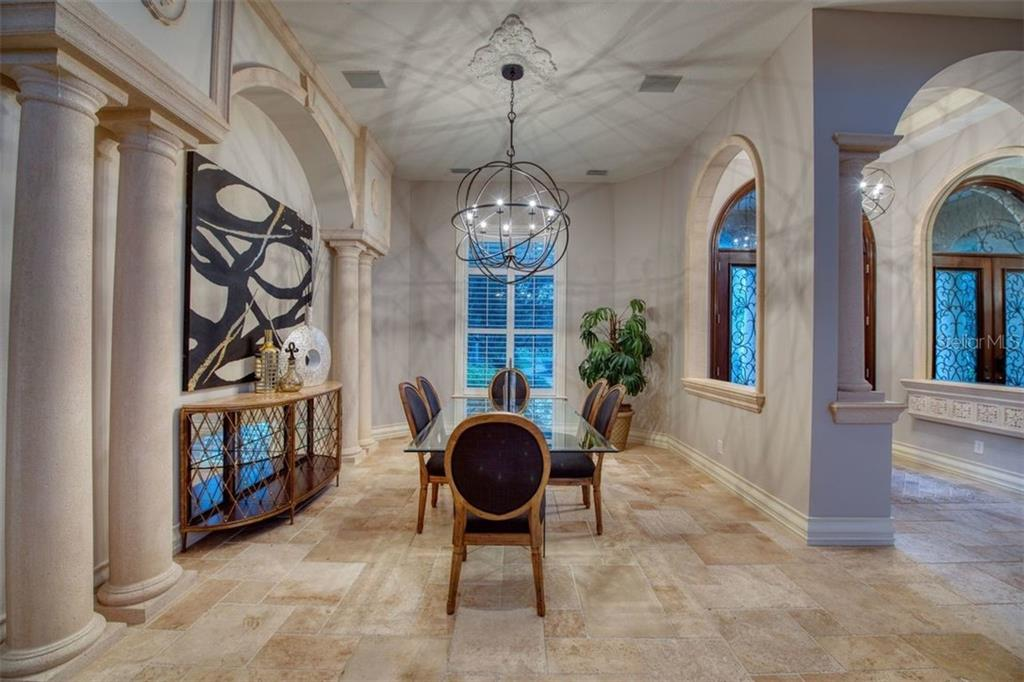 Formal Dining Room - Single Family Home for sale at 19445 Ganton Ave, Bradenton, FL 34202 - MLS Number is A4419344