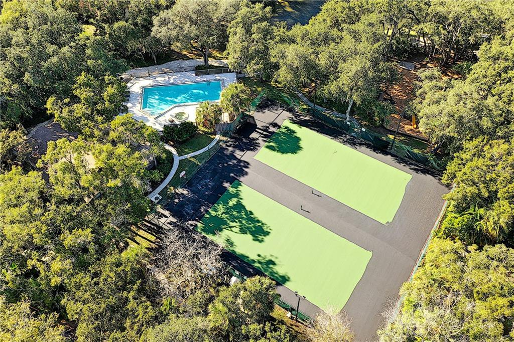 Pool & Tennis - Single Family Home for sale at 4559 Trails Dr, Sarasota, FL 34232 - MLS Number is A4420363