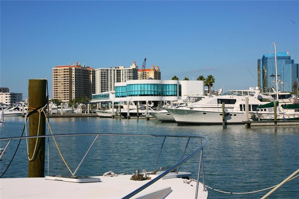 Island Park Marina Jack's - Condo for sale at 1800 Benjamin Franklin Dr #b407, Sarasota, FL 34236 - MLS Number is A4420584