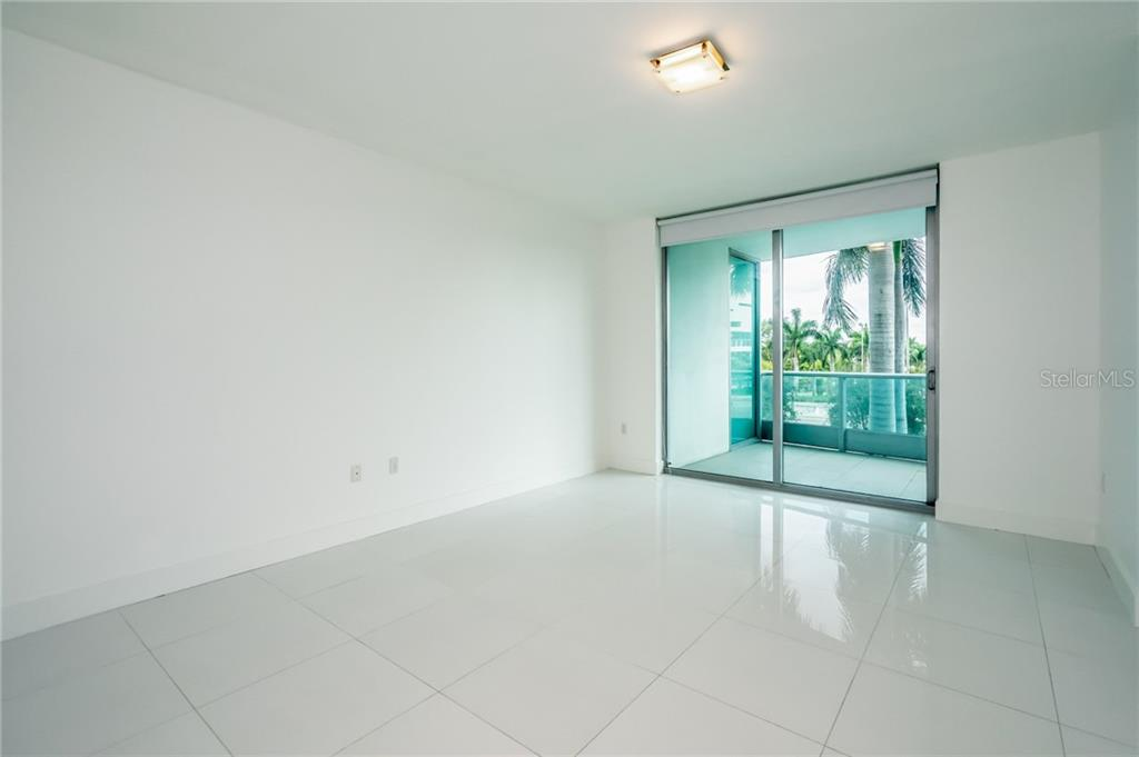 Master Bedroom With a View. - Condo for sale at 900 Biscayne #301, Miami, FL 33132 - MLS Number is A4420957