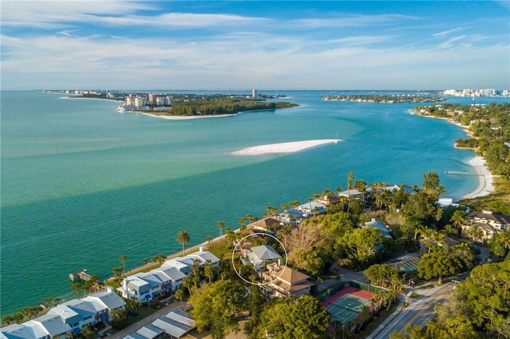 Beautiful views. - Single Family Home for sale at 108 Sand Dollar Ln, Sarasota, FL 34242 - MLS Number is A4421218