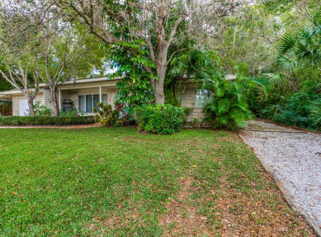 With nearly 3000 square feet of living space, this three bedroom three bath home is located in the desirable Southside Elementary school district. - Single Family Home for sale at 1509 Flower Dr, Sarasota, FL 34239 - MLS Number is A4421898