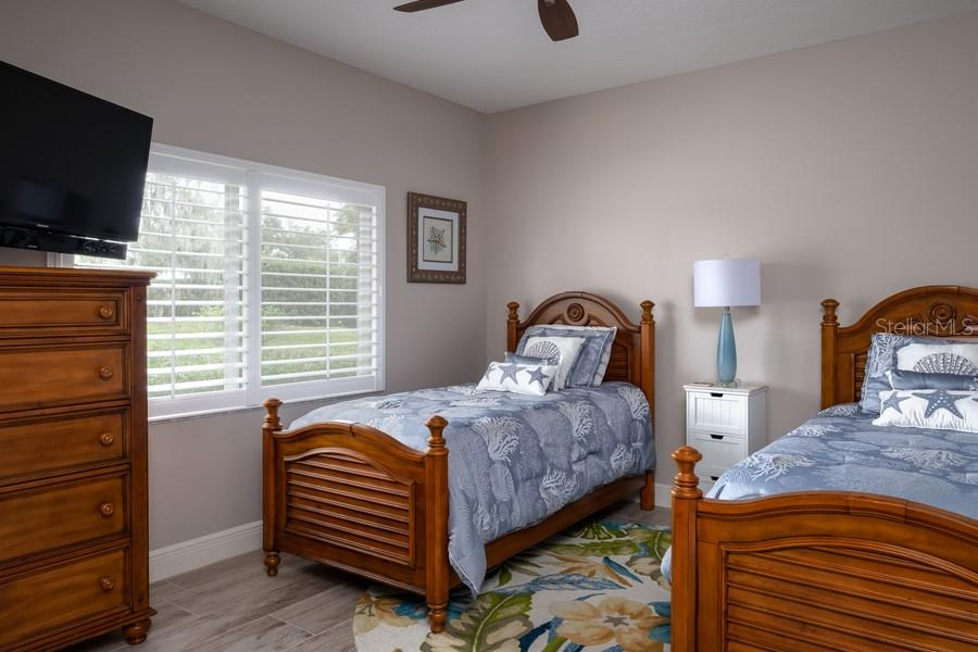 Bedroom #3 - Single Family Home for sale at 7791 Alister Mackenzie Dr, Sarasota, FL 34240 - MLS Number is A4422525