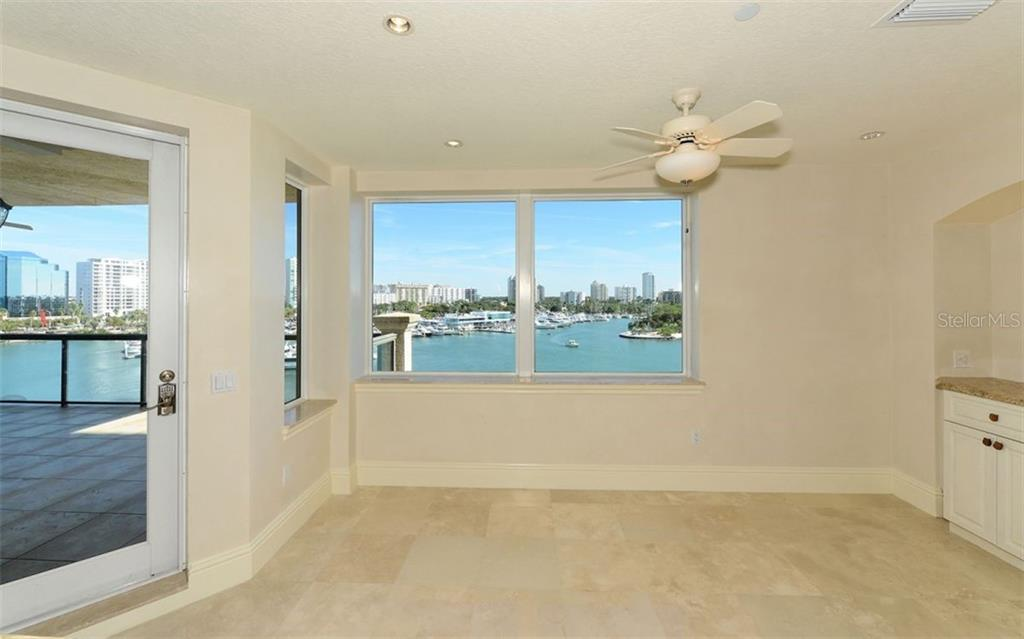 Breakfast Room. - Condo for sale at 464 Golden Gate Pt #701, Sarasota, FL 34236 - MLS Number is A4422622