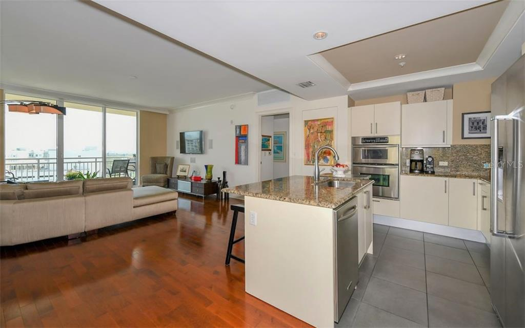 Wide open spaces welcome you home - Condo for sale at 1350 Main St #1201, Sarasota, FL 34236 - MLS Number is A4427507