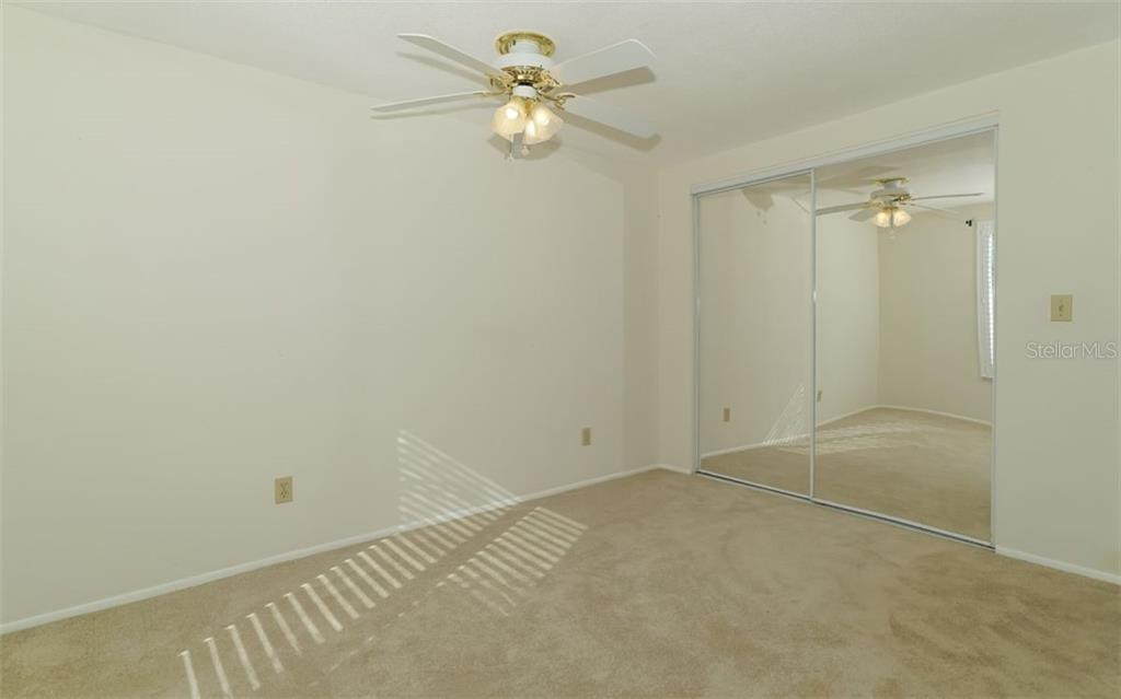 Bedroom 2 - Single Family Home for sale at 310 Bayview Pkwy, Nokomis, FL 34275 - MLS Number is A4430065