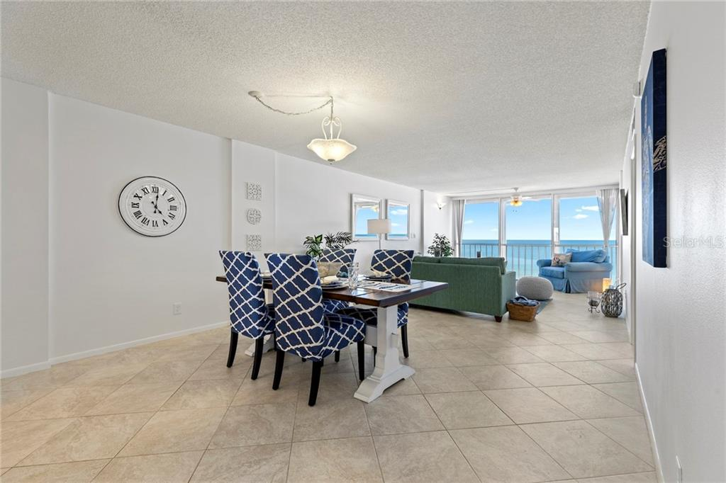Large Open floor plan! - Condo for sale at 5300 Gulf Dr #406, Holmes Beach, FL 34217 - MLS Number is A4430634