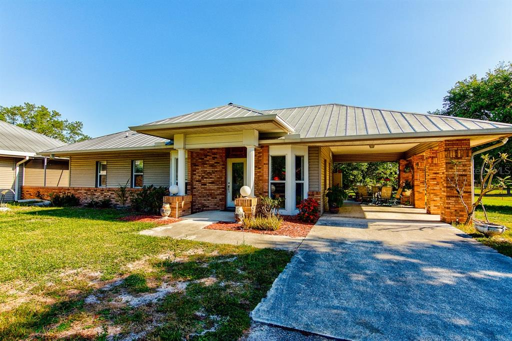 What an adorable guest house! - Single Family Home for sale at 7945 Palmer Blvd, Sarasota, FL 34240 - MLS Number is A4431318