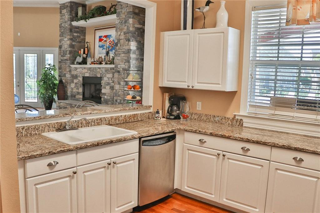 Community Center Full Kitchen - Condo for sale at 5511 Rosehill Rd #201, Sarasota, FL 34233 - MLS Number is A4431621
