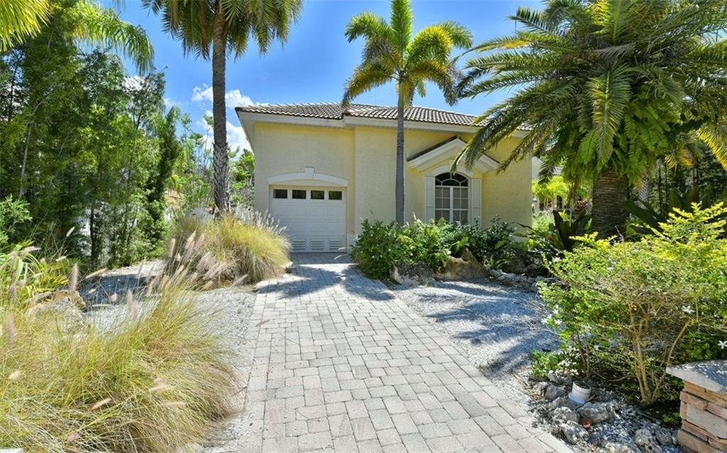 Third full size garage bay with separate access and drive through ability great for trailor, water toys, golf cart, and cars. - Single Family Home for sale at 3525 White Ln, Sarasota, FL 34242 - MLS Number is A4433441