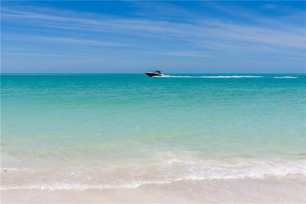 Stunning water of Lido Beach - Single Family Home for sale at 1199 Westway Dr, Sarasota, FL 34236 - MLS Number is A4433494