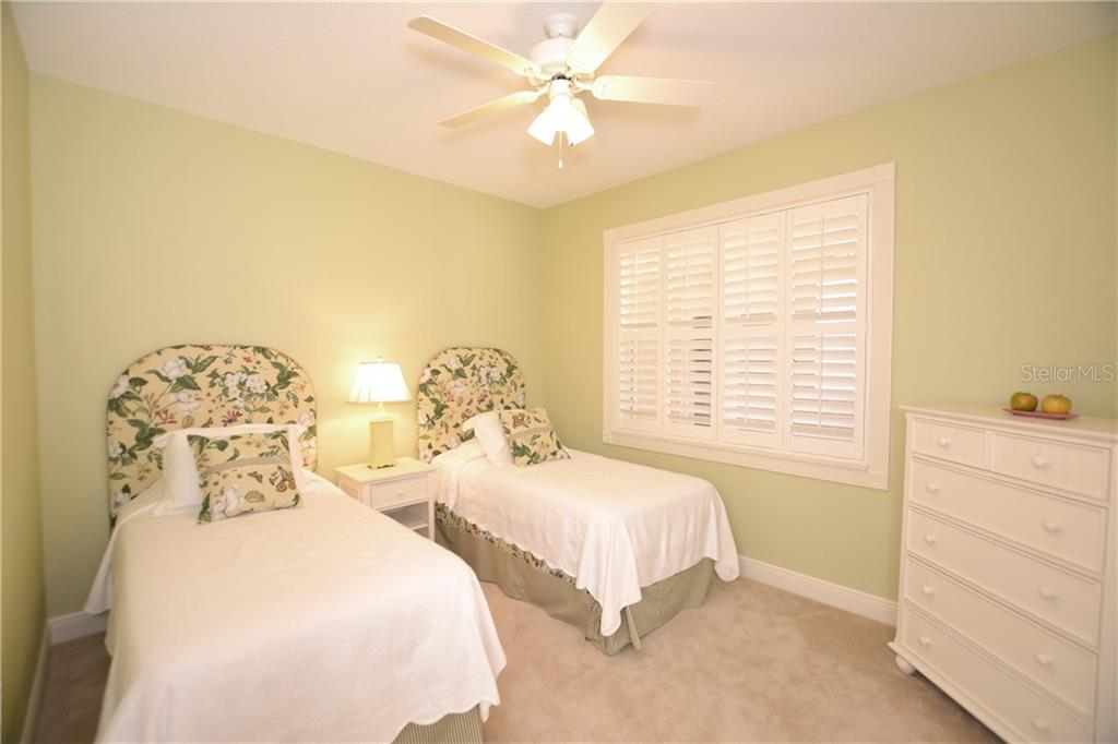 Guest Bedroom - Condo for sale at 5304 Manorwood Dr #2b, Sarasota, FL 34235 - MLS Number is A4448585