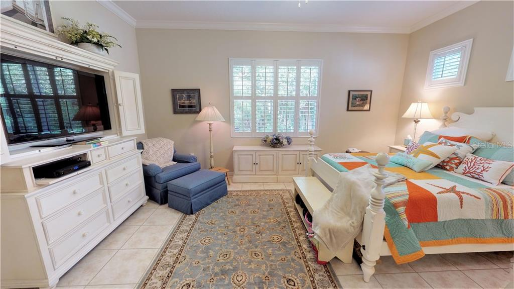 Master bedroom - Single Family Home for sale at 7288 Lismore Ct, Lakewood Ranch, FL 34202 - MLS Number is A4449934