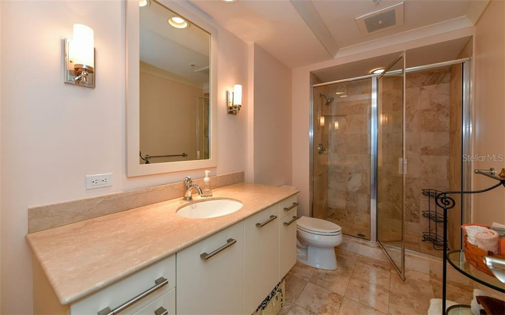 Second bedroom - Condo for sale at 1350 Main St #804, Sarasota, FL 34236 - MLS Number is A4451085