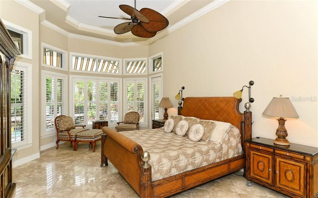 Master Retreat - Single Family Home for sale at 586 N Macewen Dr, Osprey, FL 34229 - MLS Number is A4451482