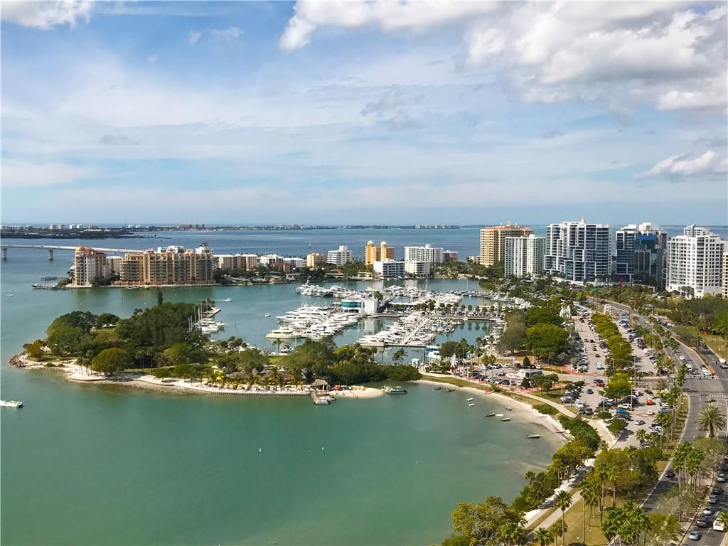 Guest Bedroom #2 - Condo for sale at 50 Central Ave #16 South, Sarasota, FL 34236 - MLS Number is A4454416