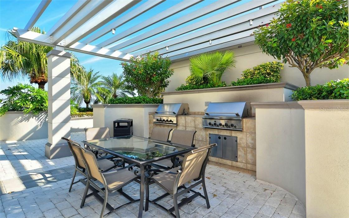 Lobby Entrance - Condo for sale at 50 Central Ave #16 South, Sarasota, FL 34236 - MLS Number is A4454416