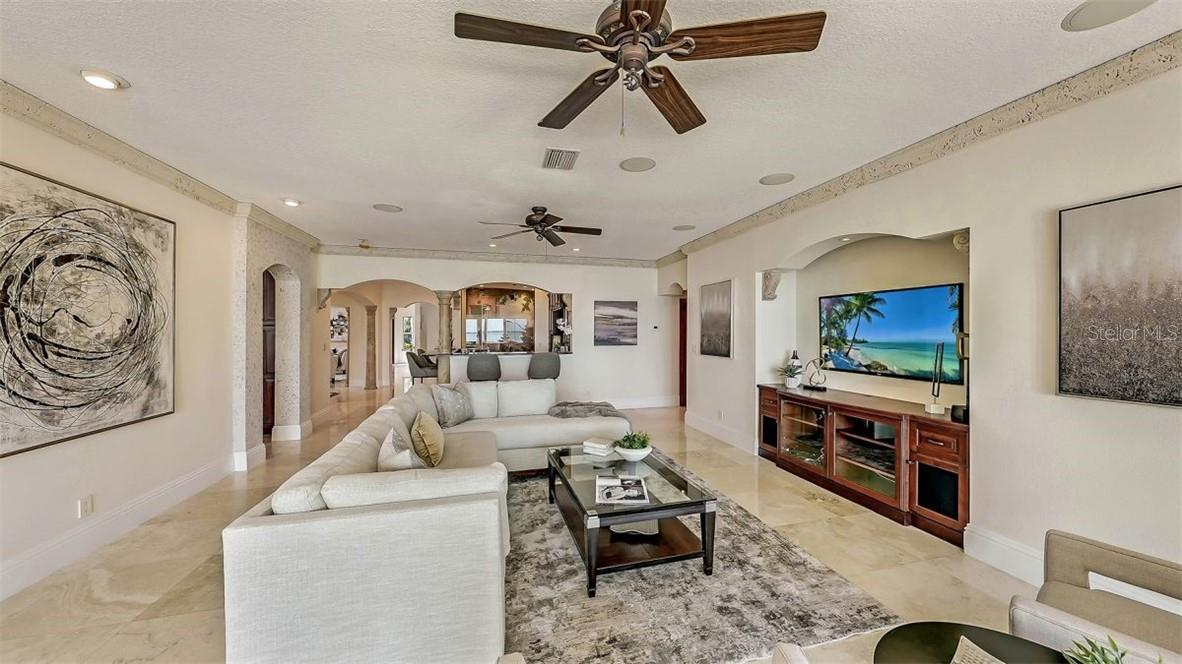 Guest Bedroom Has Been Virtually Staged. - Single Family Home for sale at 5372 Sandhamn Pl, Longboat Key, FL 34228 - MLS Number is A4458496
