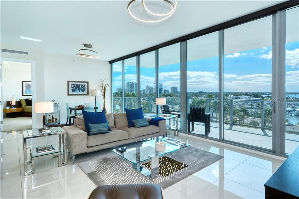VUE 2020 BUDGET - Condo for sale at 1155 N Gulfstream Ave #507, Sarasota, FL 34236 - MLS Number is A4458926