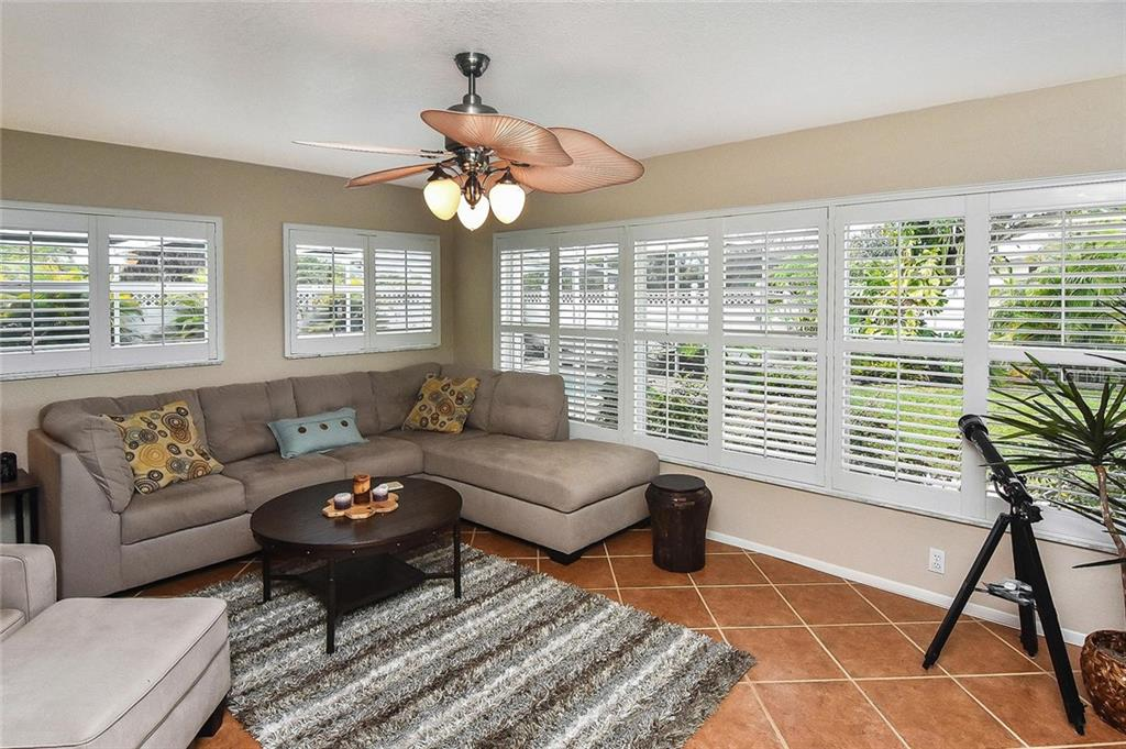 Family room - Single Family Home for sale at 1758 Croton Dr, Venice, FL 34293 - MLS Number is A4459877