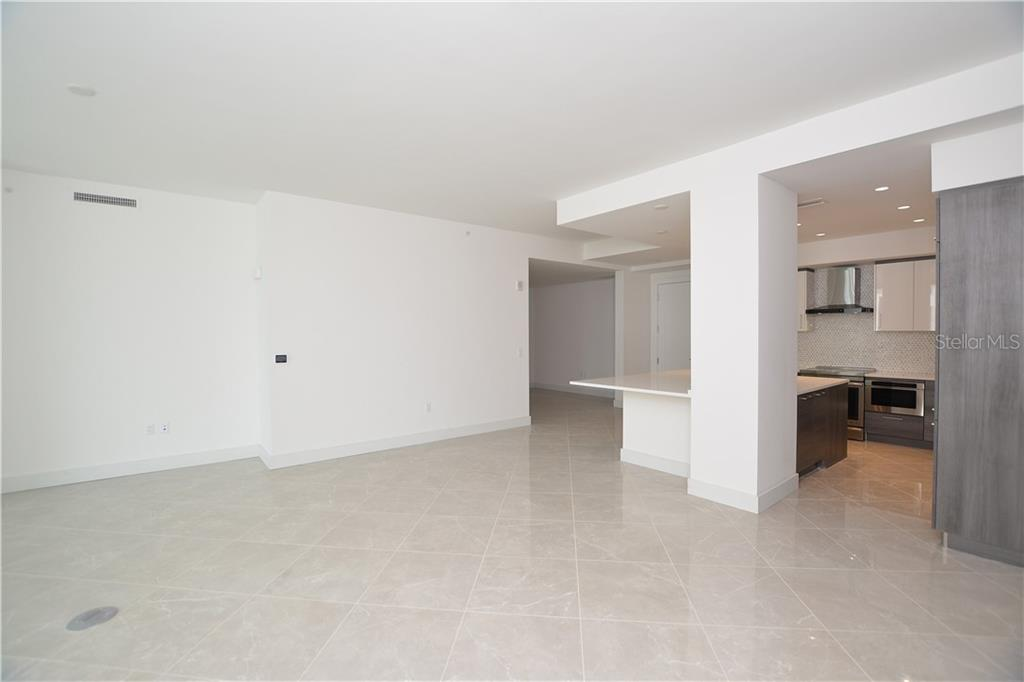 Open floor plan. - Condo for sale at 111 S Pineapple Ave #610, Sarasota, FL 34236 - MLS Number is A4463717