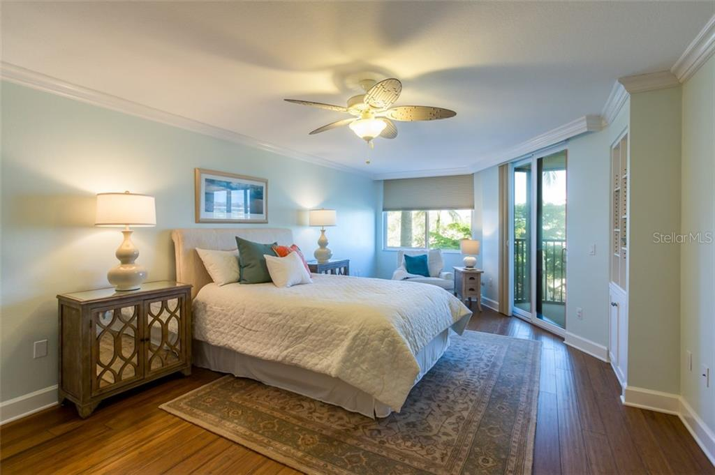 Luxurious and spacious Master bedroom - Condo for sale at 5880 Midnight Pass Rd #311, Sarasota, FL 34242 - MLS Number is A4467477