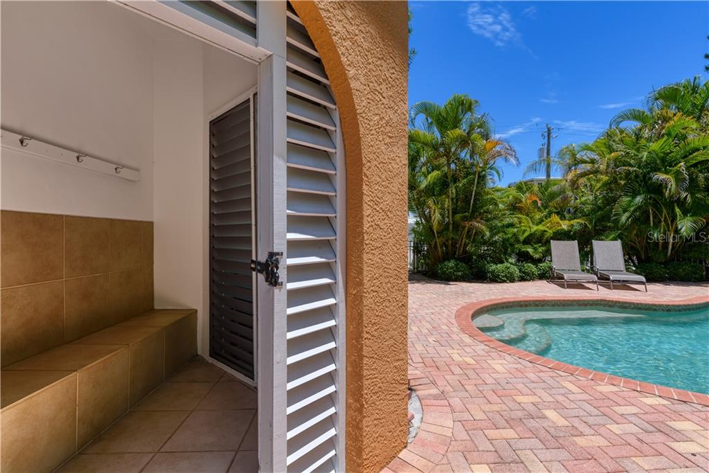 Changing room - Single Family Home for sale at 97 52nd St, Holmes Beach, FL 34217 - MLS Number is A4468151