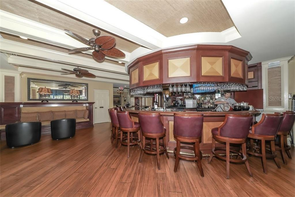 19th Hole members grille. - Villa for sale at 4590 Samoset Dr, Sarasota, FL 34241 - MLS Number is A4471881