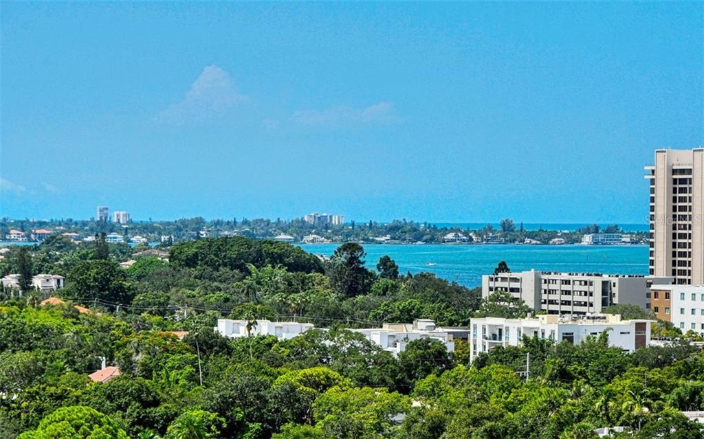 Looking towards Siesta Key - Condo for sale at 1771 Ringling Blvd #1110, Sarasota, FL 34236 - MLS Number is A4474683