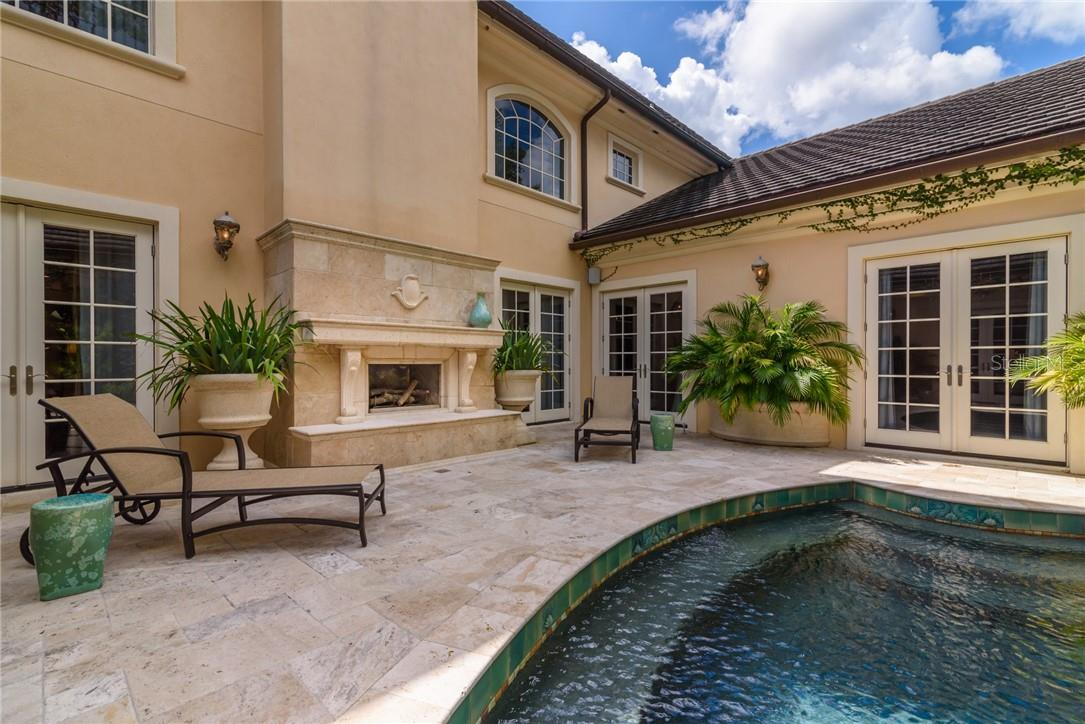 Dream of refreshing waters and beautiful blue skies amongst the tropical landscaping! - Single Family Home for sale at 1807 Oleander St, Sarasota, FL 34239 - MLS Number is A4475067