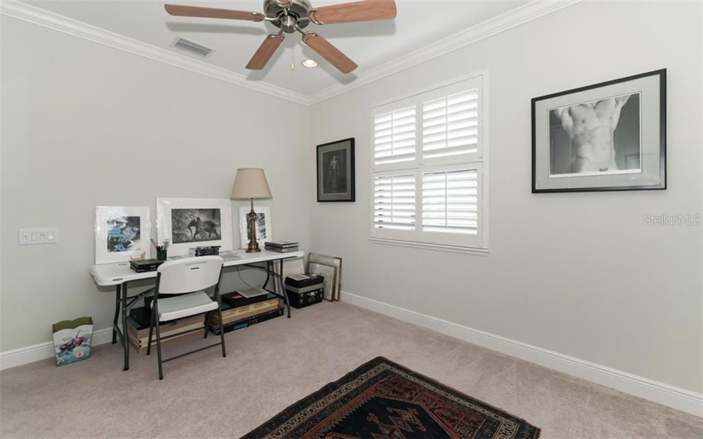 Bedroom 4 - Single Family Home for sale at 3538 Trebor Ln, Sarasota, FL 34235 - MLS Number is A4475545