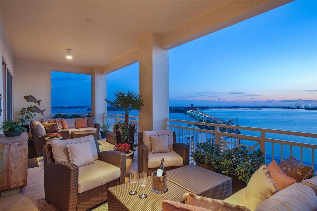 Breakfast Evening - Condo for sale at 35 Watergate Dr #1803, Sarasota, FL 34236 - MLS Number is A4476458