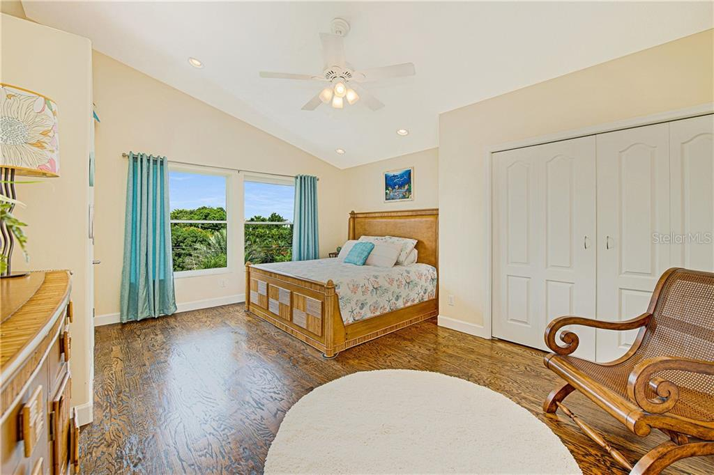 Bedroom 2. - Single Family Home for sale at 7303 Westmoreland Dr, Sarasota, FL 34243 - MLS Number is A4478376