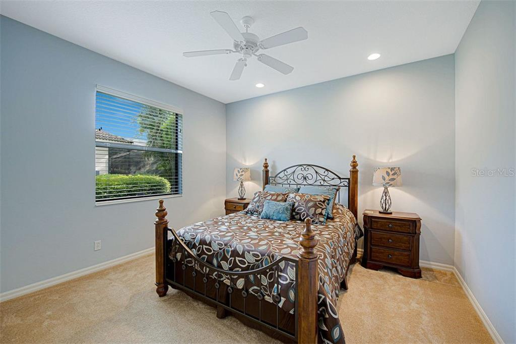 Bedroom 4 - Single Family Home for sale at 684 Crane Prairie Way, Osprey, FL 34229 - MLS Number is A4478575