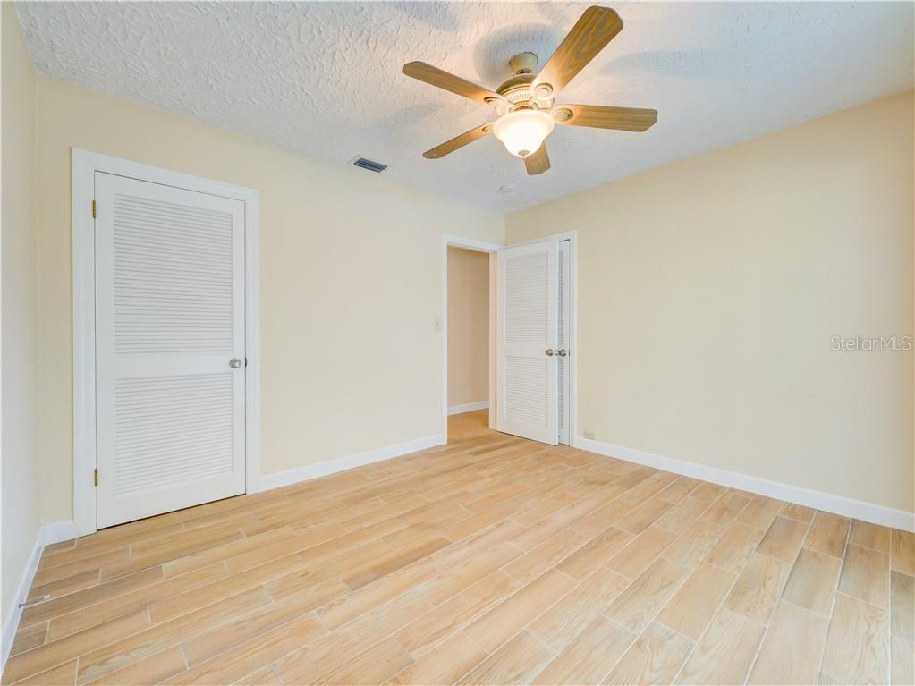 Second bedroom. - Single Family Home for sale at 2408 Riverside Dr E, Bradenton, FL 34208 - MLS Number is A4480609