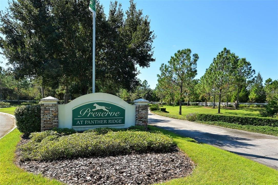 Welcome to the Preserve at Panther Ridge - Single Family Home for sale at 7832 Panther Ridge Trl, Bradenton, FL 34202 - MLS Number is A4483837