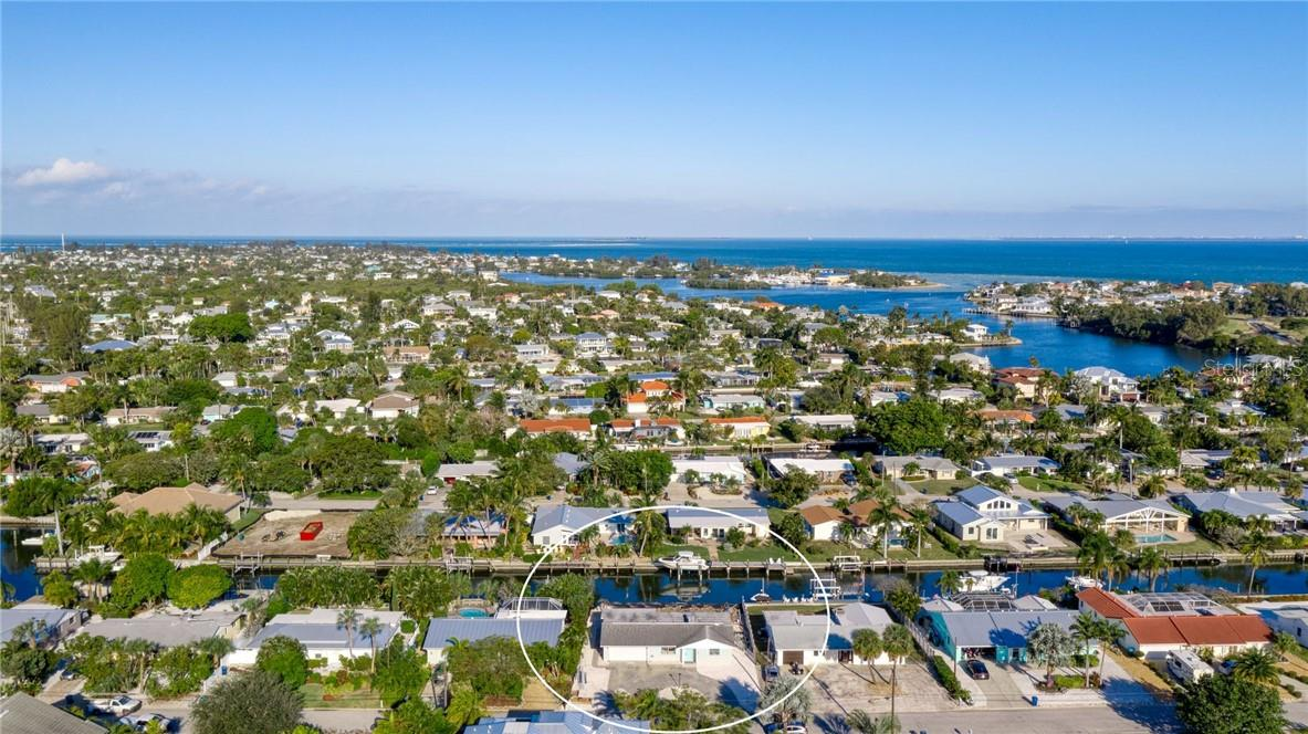 68th St. canal - Single Family Home for sale at 512 68th St, Holmes Beach, FL 34217 - MLS Number is A4484565