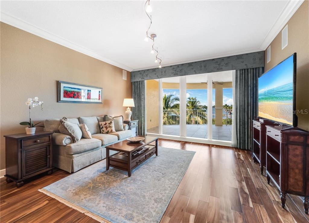 Sunset views throughout. - Condo for sale at 14021 Bellagio Way #407, Osprey, FL 34229 - MLS Number is A4487552