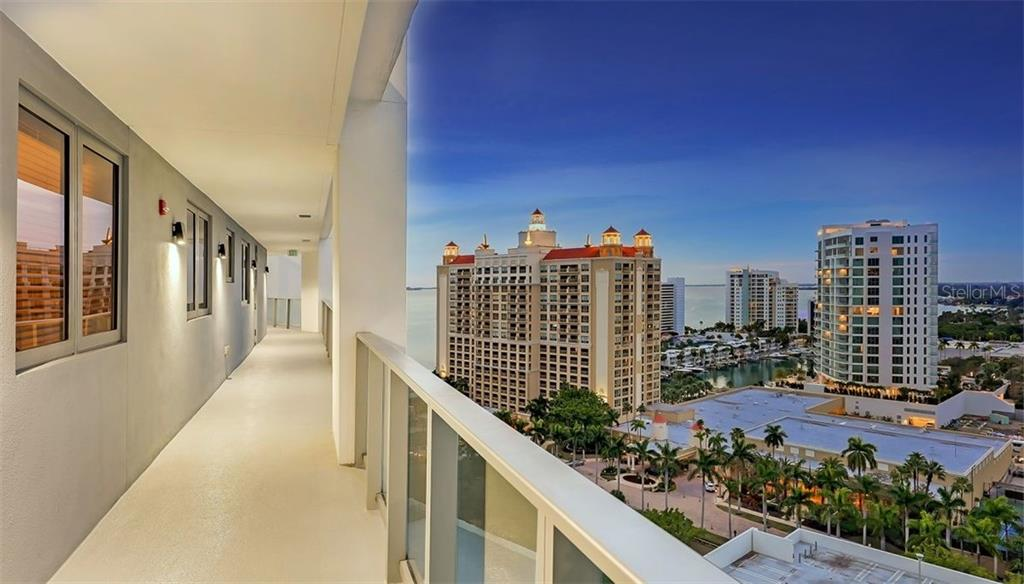 Condo for sale at 1155 N Gulfstream Ave #1604, Sarasota, FL 34236 - MLS Number is A4488339