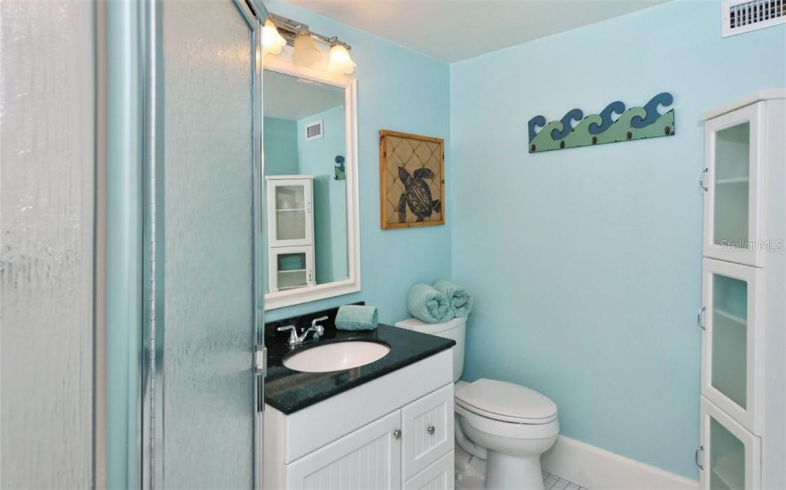 3rd bathroom. - Single Family Home for sale at 542 Ohio Pl, Sarasota, FL 34236 - MLS Number is A4488498
