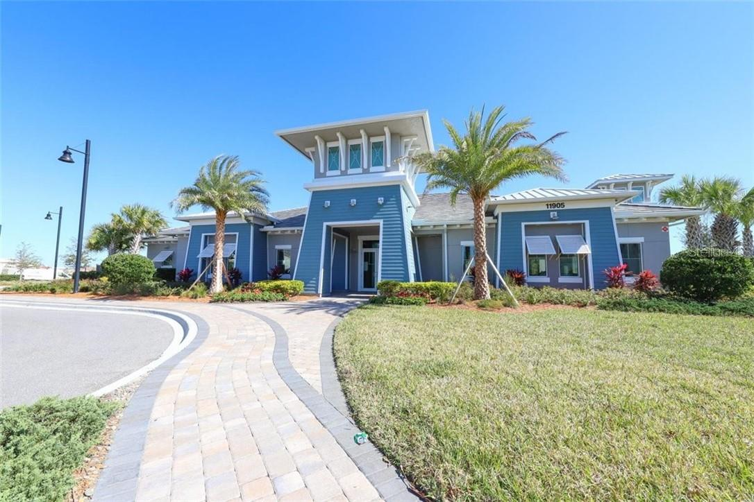 Mallory Park Community Amenity Center - enjoy all the benefits - year round in paradise. - Single Family Home for sale at 11713 Blue Hill Trl, Bradenton, FL 34211 - MLS Number is A4490622