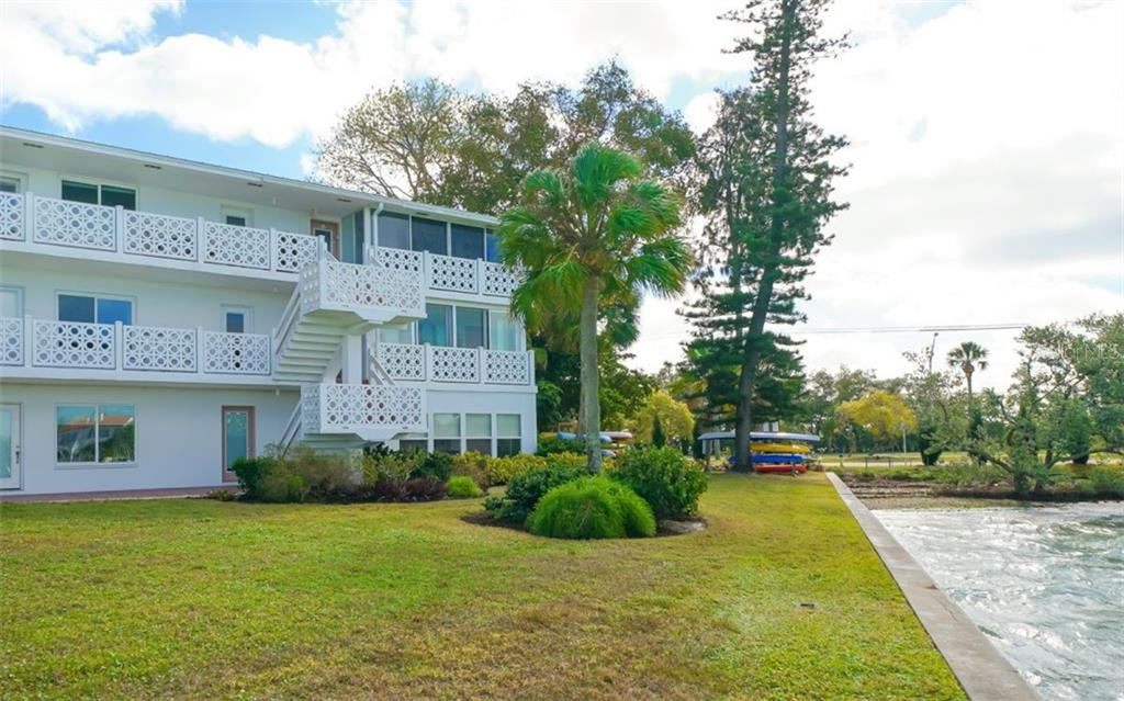 End unit on second floor - Condo for sale at 761 John Ringling Blvd #28, Sarasota, FL 34236 - MLS Number is A4490945
