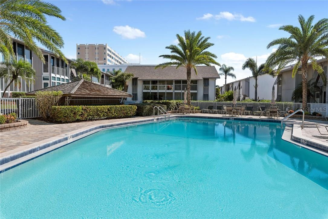 BAYSIDE POOL - Condo for sale at 1087 W Peppertree Dr #221d, Sarasota, FL 34242 - MLS Number is A4493593