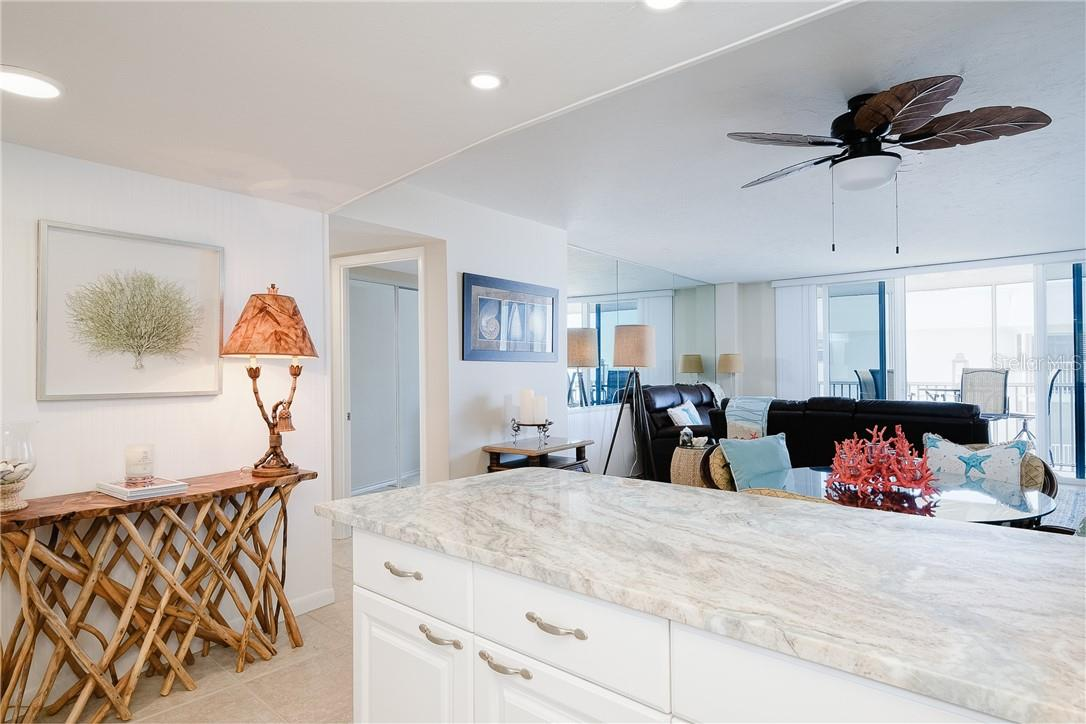 Entry - Condo for sale at 6300 Midnight Pass Rd #701, Sarasota, FL 34242 - MLS Number is A4496847