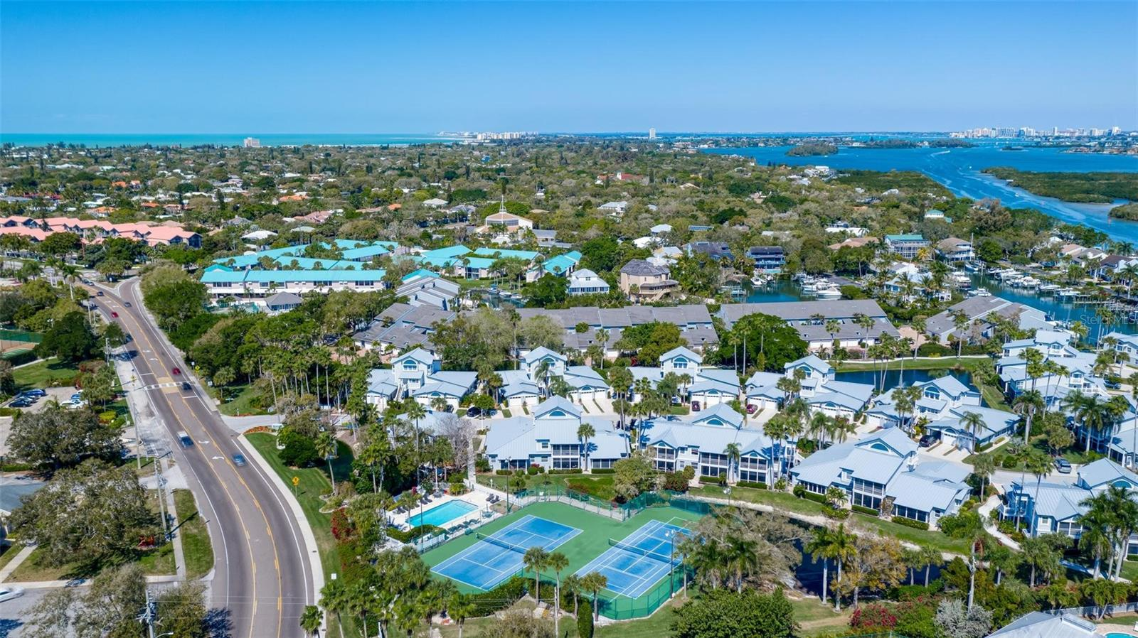Condo for sale at 1335 Siesta Bayside Dr #1335-C, Sarasota, FL 34242 - MLS Number is A4499295