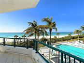 Beach Front/Pool View - Condo for sale at 655 Longboat Club Rd #13a, Longboat Key, FL 34228 - MLS Number is A4171637