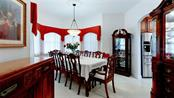 Dining Room - Single Family Home for sale at 2032 Bel Air Star Pkwy, Sarasota, FL 34240 - MLS Number is A4173222