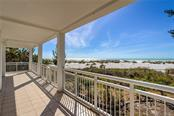 2nd Floor Balcony View - Single Family Home for sale at 811 N Shore Dr, Anna Maria, FL 34216 - MLS Number is A4178184