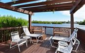 Community fishing pier - Condo for sale at 6263 Midnight Pass Rd #101, Sarasota, FL 34242 - MLS Number is A4182245