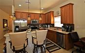 Kitchen - Single Family Home for sale at 9006 Heritage Sound Dr, Bradenton, FL 34212 - MLS Number is A4183771